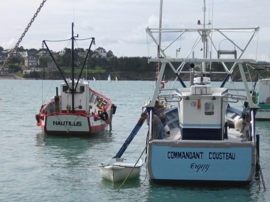 Nautilus és Cousteau Kapitány