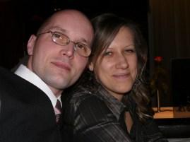Tamás és Kriszti