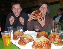 Magyar hamburger hm...