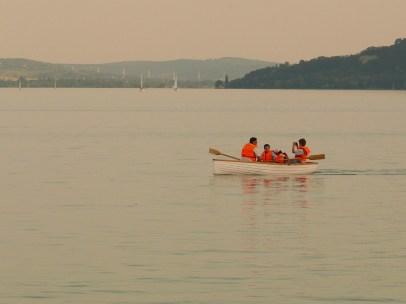 Balatoni hajósok