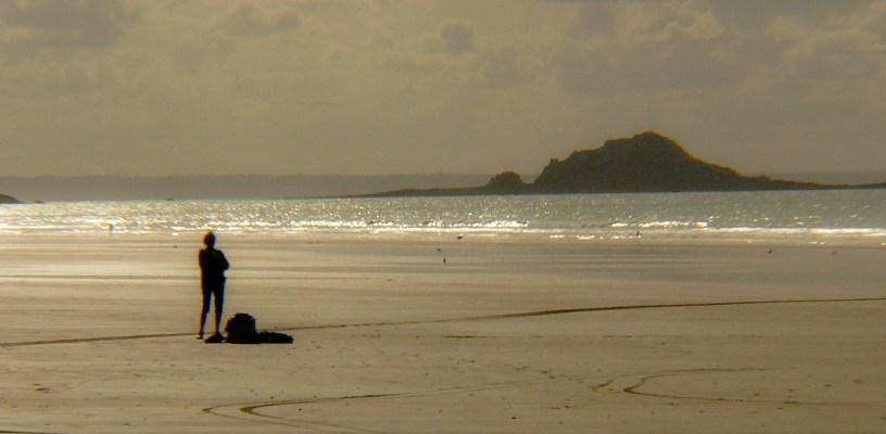 Bretagne tengerpart