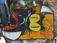 Ljubljana graffitik - Sion cat