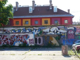 Celica és graffitik