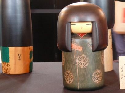 Japán figura - kis lány