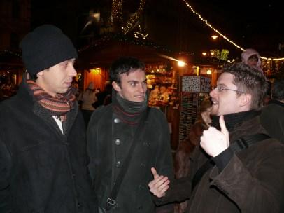 Vörösmarty téren