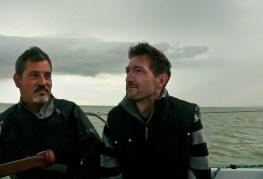 Amíg a kapitányok mosolyognak nincs baj...