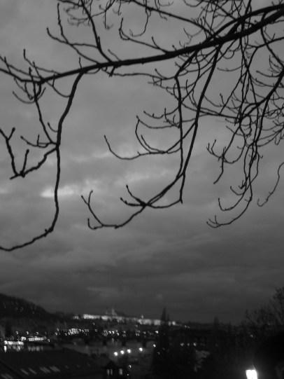 Éjszakai tájkép