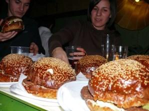 Magyar hamburger