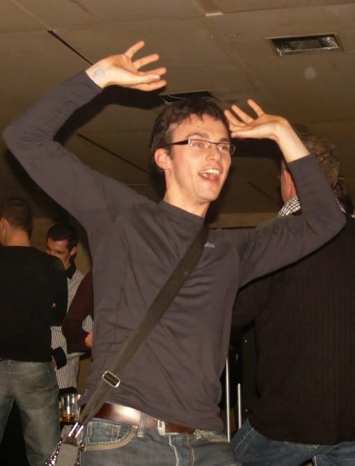 Táncoló