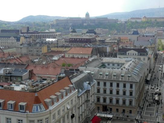 Budapest vár