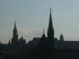 Budapest háztetők