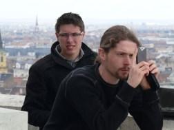 Alexis et Guillaume