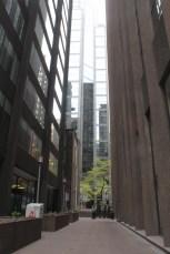 Toronto utcakép / Batiments de Toronto