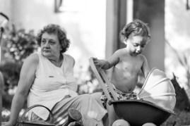 Flóra és nagymama - Flora et sa Grandmere