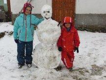 Bohomme de neige