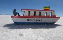 Les traversées en bateau du lac Titicaca