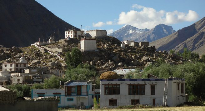 Ancien fort de Padum