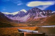 Lac de Tignes - Val Claret (1967)