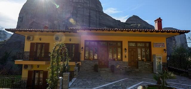 Meteora 住宿 – Guesthouse Papastathis