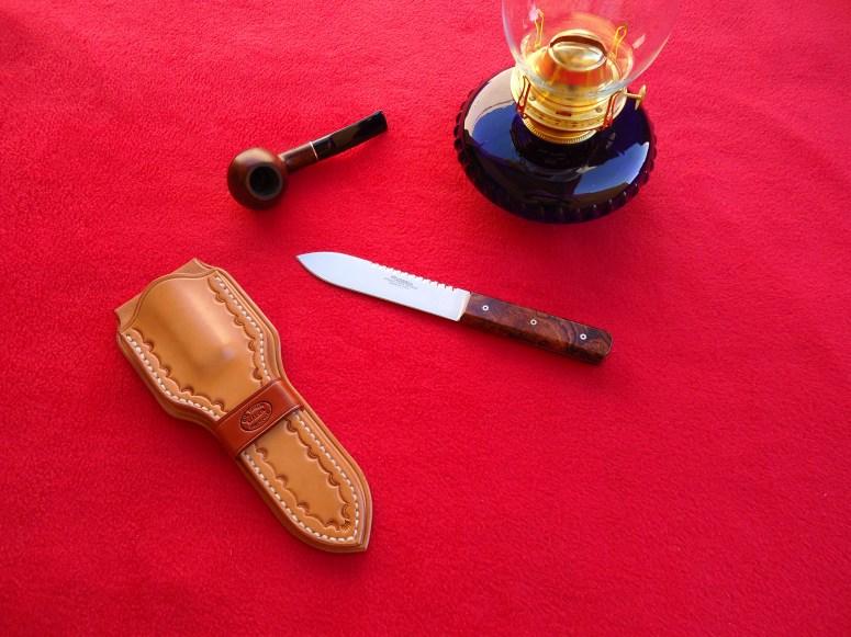 Dave Taylor Custom Knife & Sheath