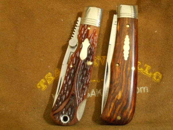 Queen Woodsman (L) GEC 73 (R)