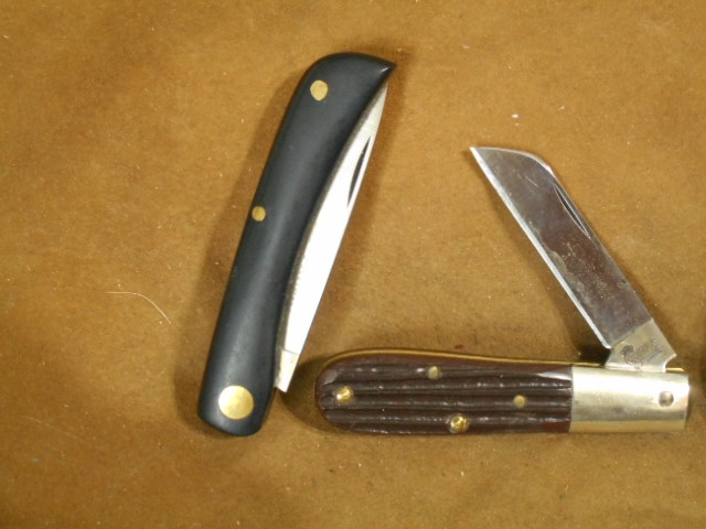 Queen Country Cousin and Sheepsfoot Barlow Workhorse