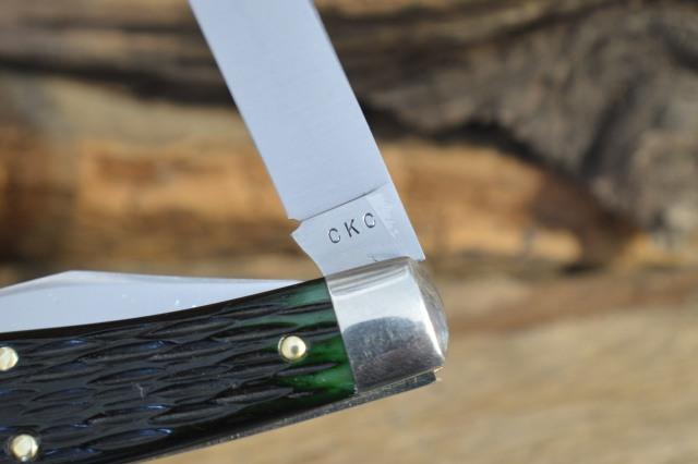GEC Bull Moose, Trestle Pine Delay, Queen EDC Knives - TSA Knives