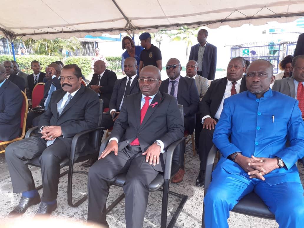 Célébration de la journée mondiale de la Poste au Gabon