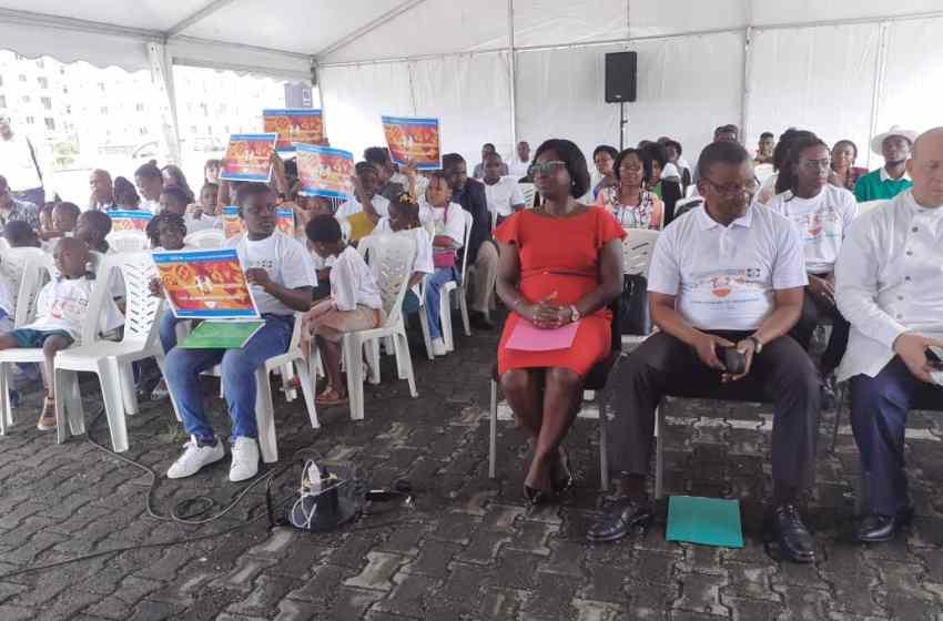 Célébration de la journée mondiale de l'Alimentation au Gabon