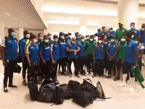 Brève/Sport: Les panthères du Gabon seraient séquestrées à Banjul