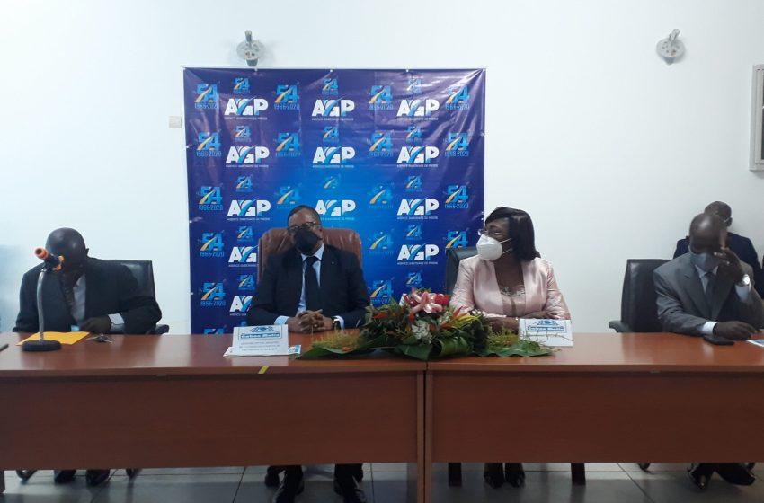 L'AGP a officiellement lancé ses nouveaux services multimédias.