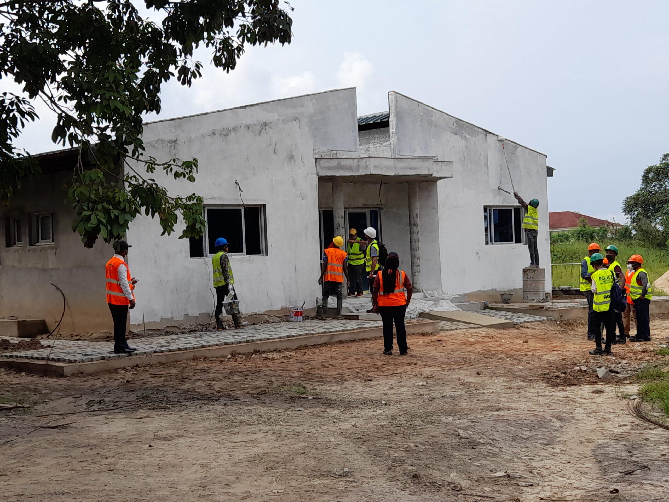 Gabon/AGASA: Bientôt un laboratoire d'analyses alimentaires.