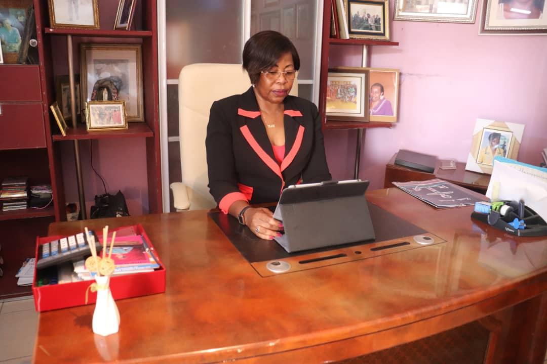 Gabon/Journée mondiale de l'Ingénierie : Gisèle Laure Eyang Ntoutoume  appelle à l'égalité homme/femme