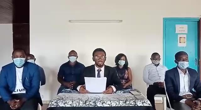 Gabon/Politique : Les jeunes de DN sur les pas de  René Ndemezo'o ?