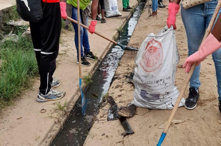 Vie des associations/Obangame: Opération « Nzeng-Ayong propre zéro déchets », 2e édition