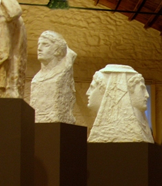 Γιαννούλης Χαλεπάς, Εθνική Γλυπτοθήκη, 2007