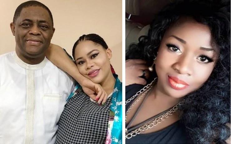 You admitted to me about being naked in the hotel room with a man on the night  FFK caught you - FFK's first wife, Regina slams his estranged wife Precious  Chikwendu