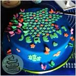 """Geburtstags""""Torte"""" zum 1. Jahr des kleinen Jeremy"""