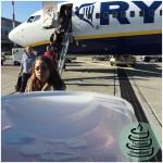 Torte im Flugzeug?!