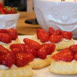 Erdbeer-Tartelettes