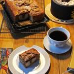 Bratapfel-Kuchen & Rezension: Zimtstern und Zitronenküsschen
