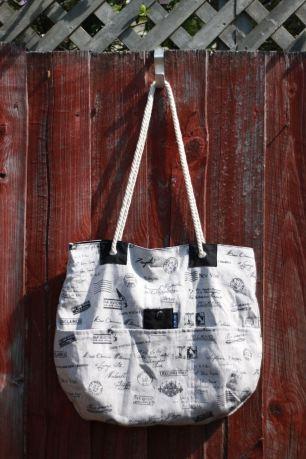 Beach Bag, Globetrotter