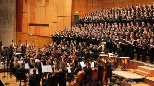 Konzert Schülersymphonie-Orchester Stuttgart November 2015
