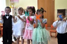 Kindergartenkinder Rayon Wetka