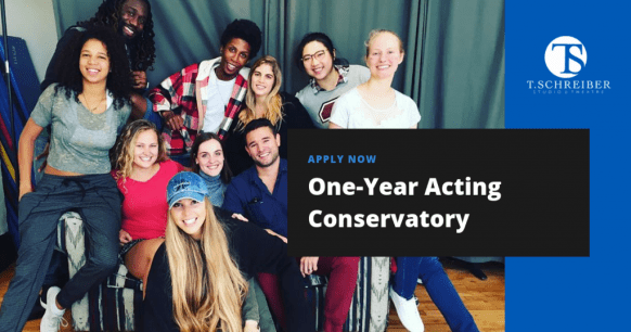 One Year Acting Program Conservatory Professional Acting for Film and Theatre NYC T. Schreiber