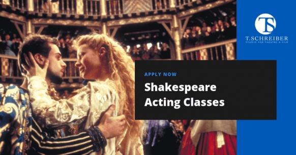 T. Schreiber Acting Class Shakespeare