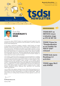 Newsletter March 2020 (Volume 4 Issue 1)