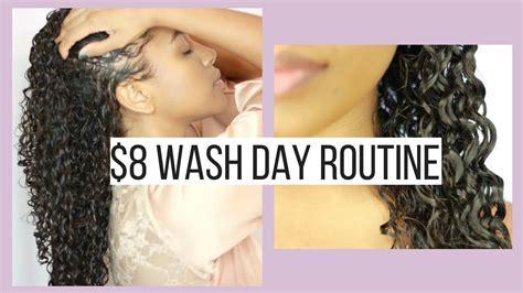 8 minimalist wash day routine fine 3b 3c