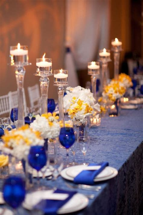 130 images blue yellow wedding ideas pinterest yellow