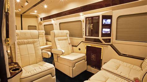 Luxury Camper Van Interiors